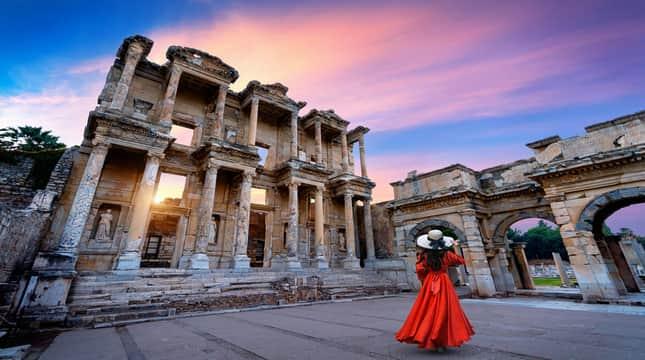Excursión De 2 Días Desde Estambul A Pamukkale Y Efeso