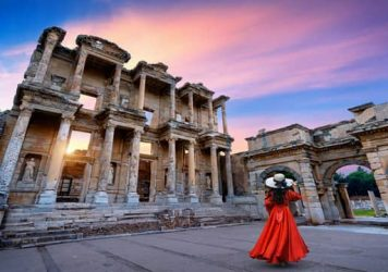 Passeio A Éfeso E Pamukkale Saindo De Istambul